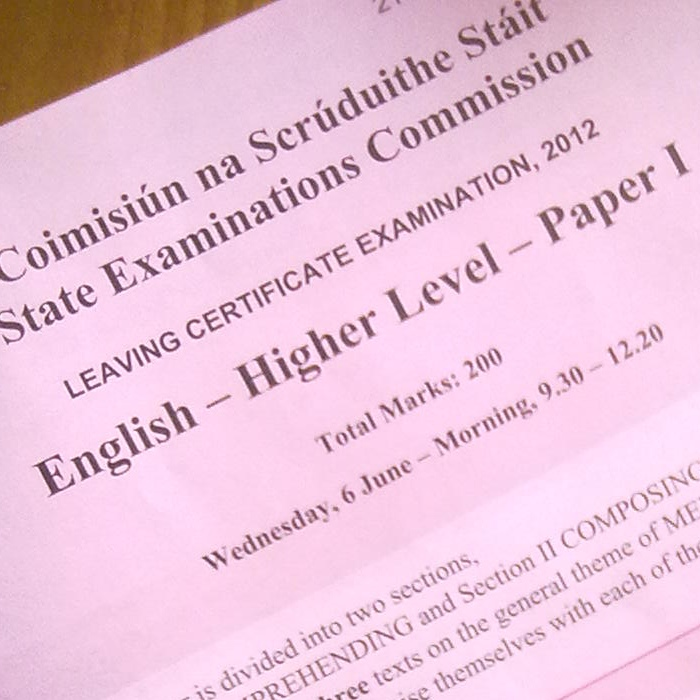 5 things you will see on the first day of your Leaving Cert