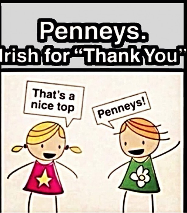 Pennys for Paddys