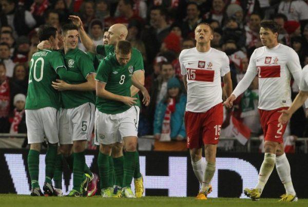 Ireland V Poland