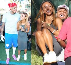Karrueche & Chris Split