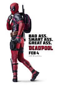 Deadpool - Ryan Reynolds